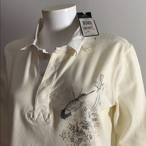 New With Tag Ralph Lauren Shirt